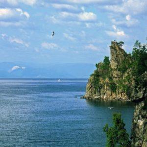Baikal el lago de Rusia