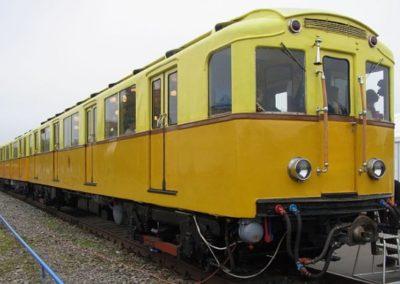 Metrovagón TIPO A
