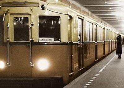 Metrovagón TIPO B