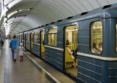 Modelo de metro TIPO E