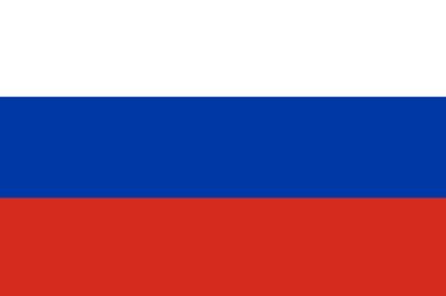 Bandera Rusa actual