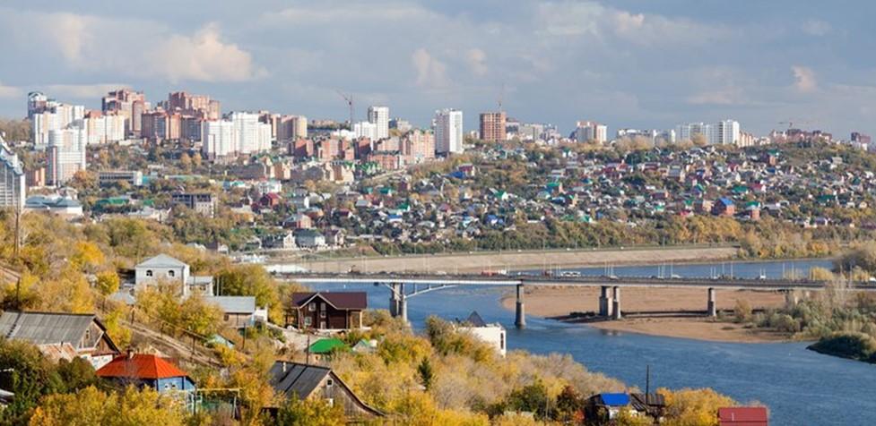 Ufá, en Rusia