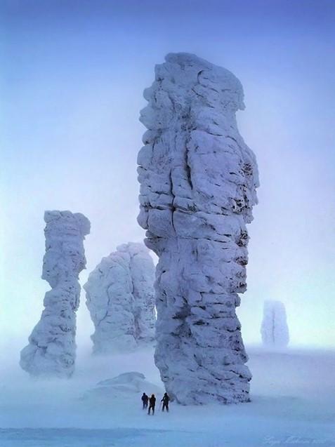 Urales Montañas