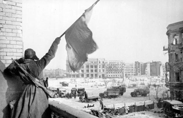 Victoria en Stalingrado