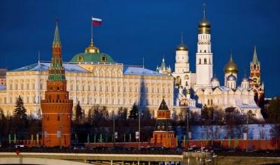 Kremlin Moscú