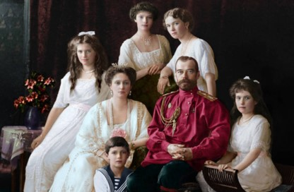 El zar Nicolás II y su familia: los últimos zares en disfrutar de los magníficos huevos de Fabergé