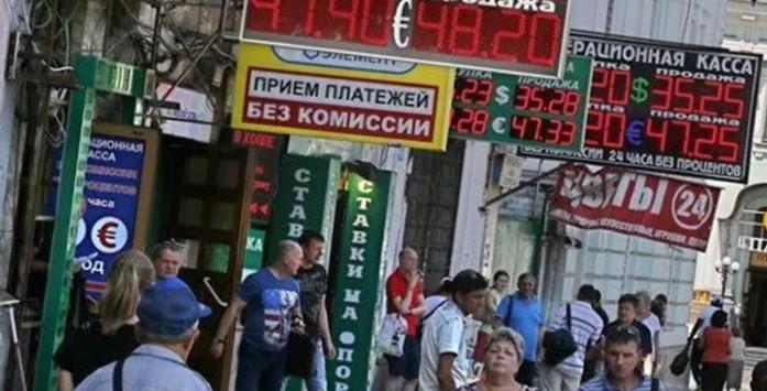 crisis del rublo