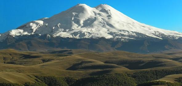monte elbrus la montana mas alta de europa